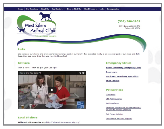 West Salem Animal Clinic